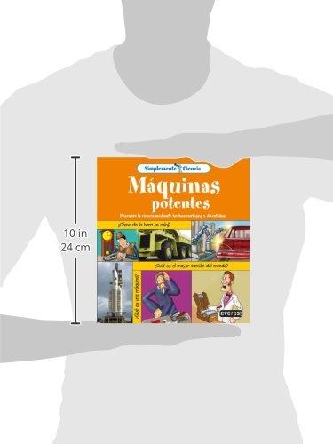 Maquinas Potentes / Powerful Machines (Spanish Edition): Gerry ...