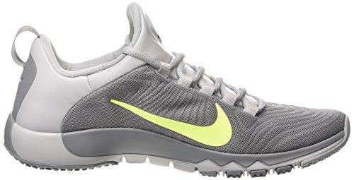 Nike Mens Free Trainer 5.0 (v5) Scarpe Da Allenamento-cool Grigio / Grigio Lupo / Volt-7