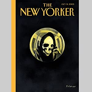 The New Yorker (Oct. 31, 2005) Periodical