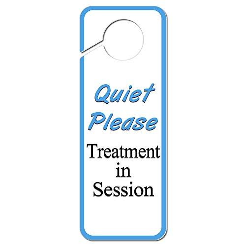 quiet please door sign - 3