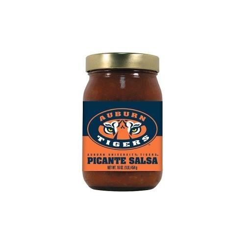 Auburn Tigers NCAA Picante Salsa - (Auburn Tigers Salsa)