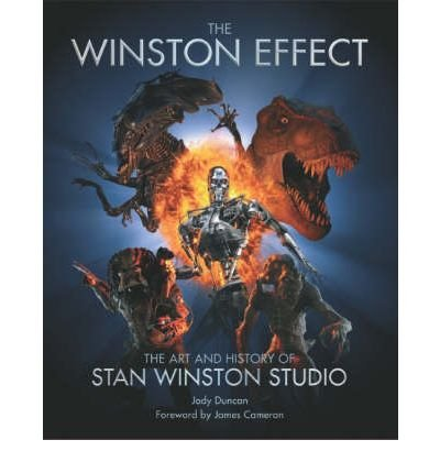Download The Winston Effect: The Art and History of Stan Winston Studio (Hardback) - Common ebook