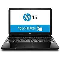 Hp Pavilion 15-r134cl Win8.1-64 Intel Core I3 4005u 1.7ghz 1tb 6gb(2dm) Dvdrw 15.6 Diagonal Hd Bv Backlit Touchscreen Display (1366x768) Intel Hd Graphics 4400 Wlan Hp Finish in Black Licorice Cam Nb Pc