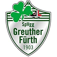 fan products of Spvgg Greuther Furth - Germany Football Soccer Futbol - Car Sticker - 5