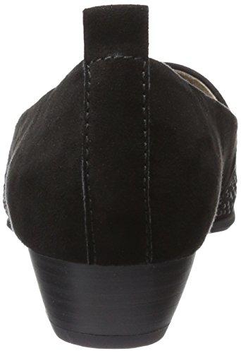 Softline Damen 24261 Slipper Schwarz (Black 001)