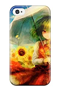Rolando Sawyer Johnson's Shop 2203175K332974381 blue one piece anime hands sad crying Anime Pop Culture Hard Plastic iPhone 4/4s cases