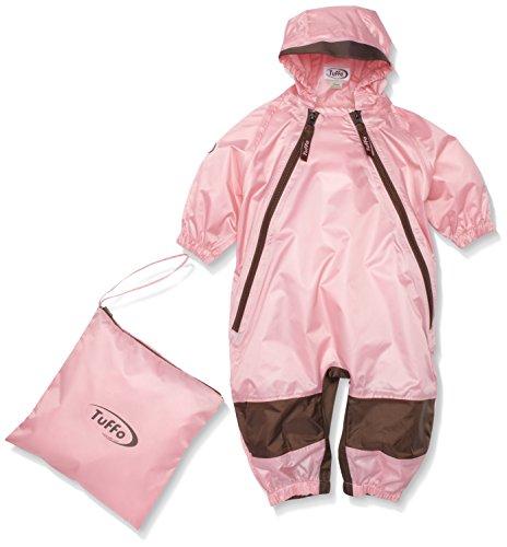 Tuffo Muddy Buddy Overalls - Pink, 3T