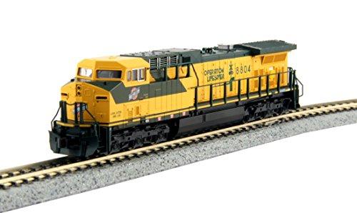 Kato USA Model Train Products 176-7035 Locomotive Train (1:160 Scale) - Northeast Corridor Train