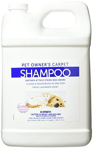 Kirby 1 Gallon Regular Pet Shampoo, 237507