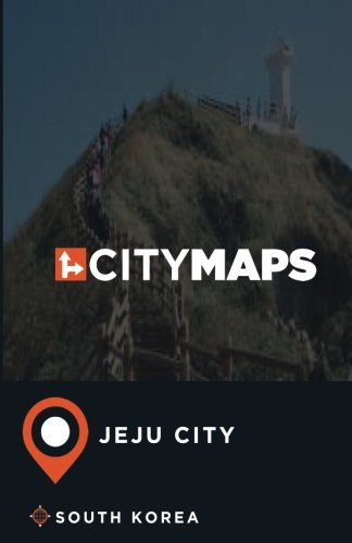 City Maps Jeju City South Korea
