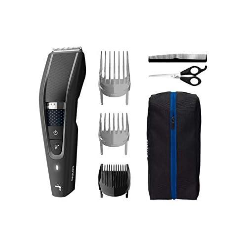 chollos oferta descuentos barato Philips HAIRCLIPPER Series 5000 HC5632 15 cortadora de pelo y maquinilla Afeitadora 4 1 cm 0 5 mm 1 mm