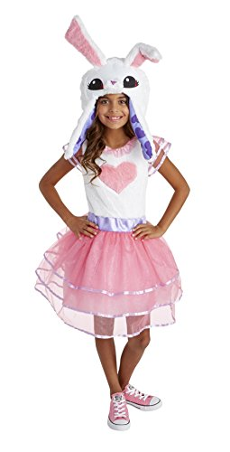 Animal Jam Enchanted Magic Bunny Costume, Medium/8-10