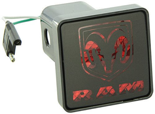 Light Up Hitch Cover - Bully CR-007D Hitch Brake Light