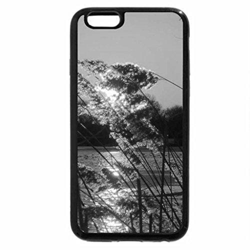 iPhone 6S Plus Case, iPhone 6 Plus Case (Black & White) - Beautiful Nature