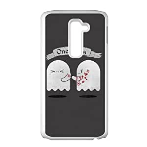 LG G2 Cell Phone Case White ONE OF US SUX_009887