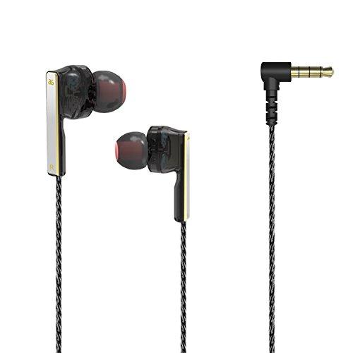 GranVela AS V2 Driver Definition Earphones