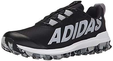 adidas Performance Men's Vigor 6 TR M Running Shoe,Black/Silver/White,8 M US