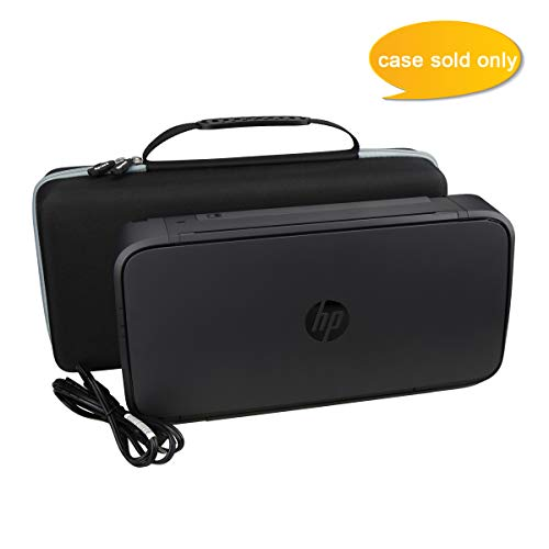 Aproca Hard Travel Storage Case Fit HP OfficeJet 250 All-in-One Portable Printer Wireless Mobile Printing CZ992A by Aproca (Image #5)