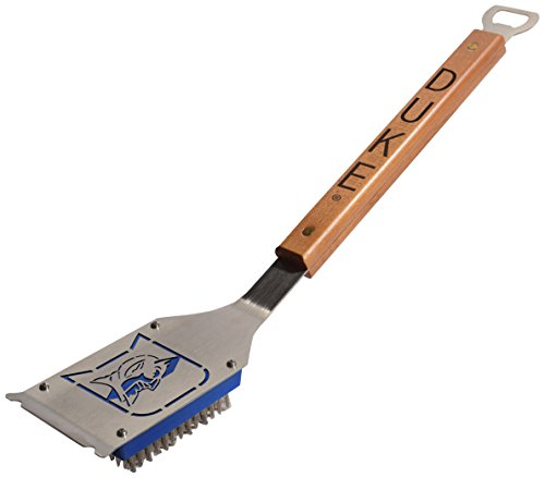 - YouTheFan NCAA Duke Blue Devils Grill Brush