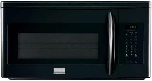Frigidaire FGMV153CLBGallery 1.5 Cu. Ft. Black Over-the-Range Microwave - Convection