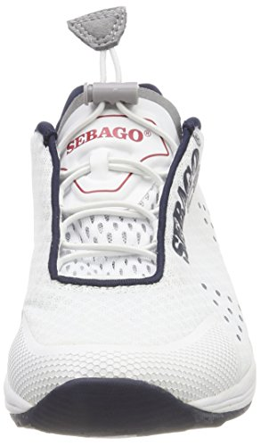 911 Weiß Sebago White Bootsportschuhe Damen Sport Cyphon Sea W q1FqAH8