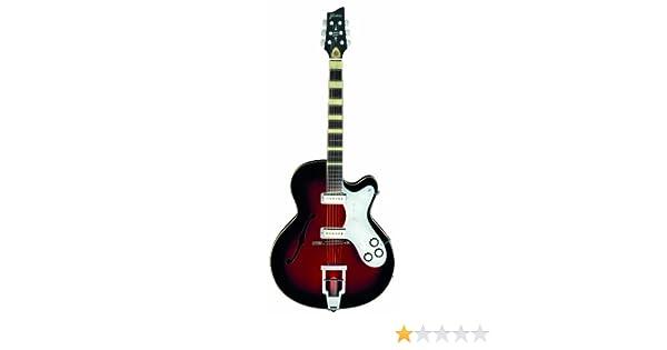 Framus Vintage Billy Lorento FR05120BILORJGV11 - Guitarra ...