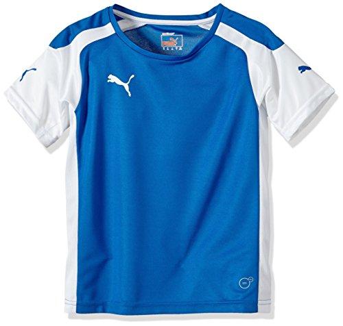 PUMA Kinder Trikot Speed Jersey, Royal/White, 140, 701906 02