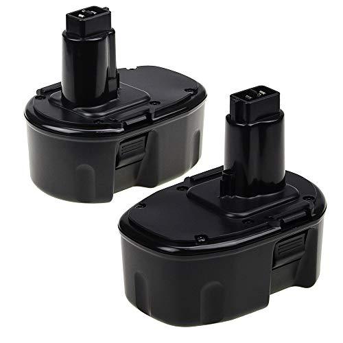 14.4v 3500mAh Replacement Battery for Dewalt DW9094 DW9091