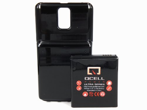 QCell-Sprint-Samsung-Galaxy-S2-Epic-4G-Touch-D710-X-Life-4100mAh-Extended-Battery-FREE-Battery-Cover-NOT-Compatible-with-i9100T989i777