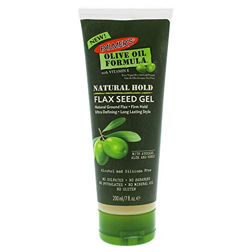 Palmer's Olive Oil Formula Natural Hold Flax Seed Hair Gel, 7 oz.