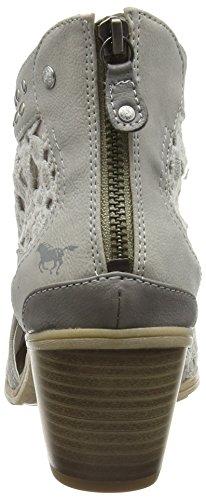 Mustang Mujeres Zapatos de tacón beige 1221-802 22