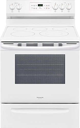 30 inch electric cooktop white - 5