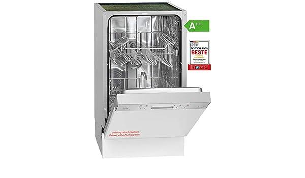 Bomann 788900 lavavajilla Independiente 9 cubiertos A++ ...