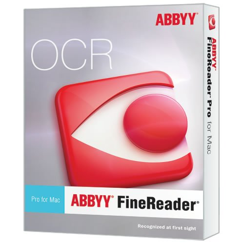 Abbyy USA FineReader Pro for Mac