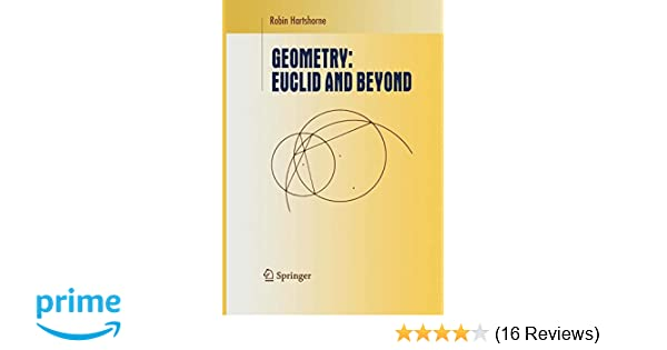 Amazon geometry euclid and beyond undergraduate texts in amazon geometry euclid and beyond undergraduate texts in mathematics 9780387986500 robin hartshorne books fandeluxe Choice Image