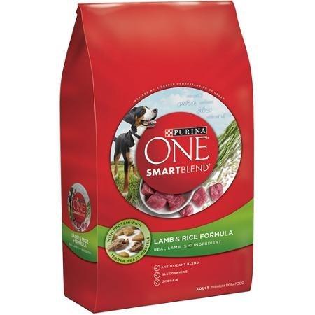 Purina ONE Smartblend 31.1 lb Bag of Dry Premium Dog Food, L