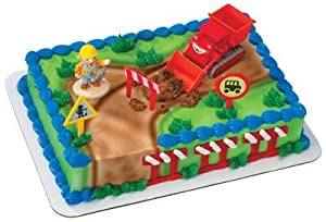 Bob The Builder Cake Supplies