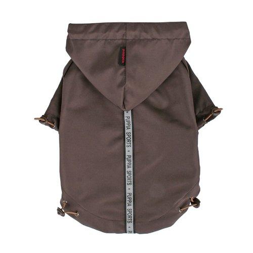Puppia Authentic Base Jumper Raincoat, XX-Large, ()