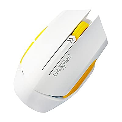 Gaming mouse, SENHAI Adjustable 2000 / 1600 / 1000 DPI With Led Light High Precision Optical Mouse for PC