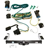 Class 3 Trailer Hitch & Wiring for 2003+ Chevy Express / GMC Savana Full Size