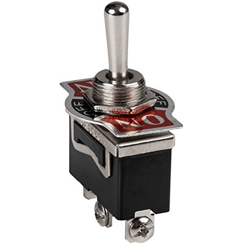 (Parts Express SPDT Medium Duty Toggle Switch Center Off)