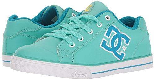 Womens Dc Shoe Se Turchese Chelsea Donna D0302252 Sneaker Shoes 4qrqPwvt
