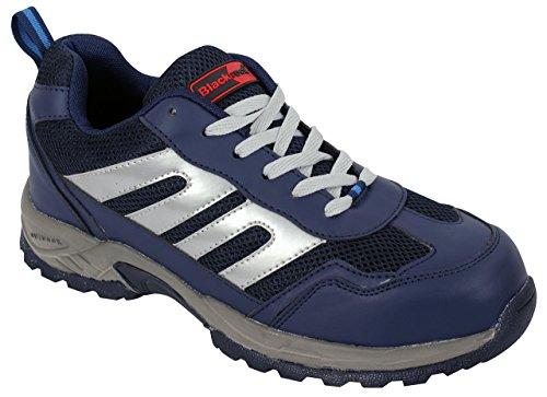 Blackrock sf6807Unisex adultos 'Jay–Zapatillas de seguridad, 7UK/41EU, Azul Marino