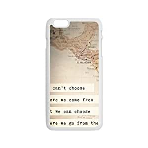 perks of being a wallflower quotes Phone Case for iPhone 6 Case