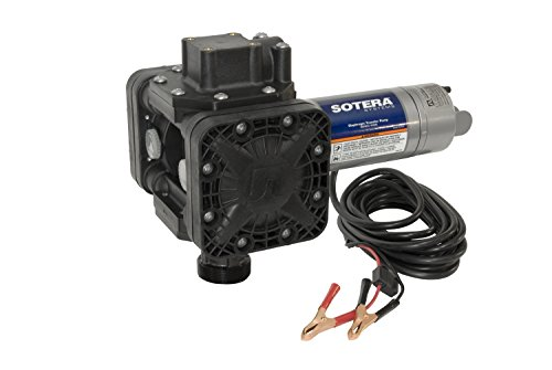 Sotera Series 400B Dual Diaphragm Chemical Transfer Pump by Sotera