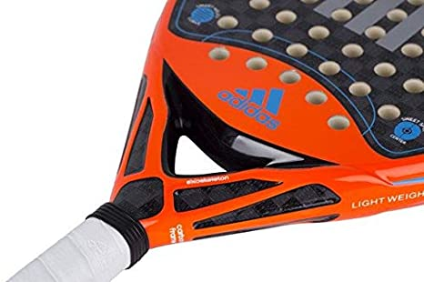 Amazon.com : adidas Padel Racket- Adipower CTRL 1.7-3k ...