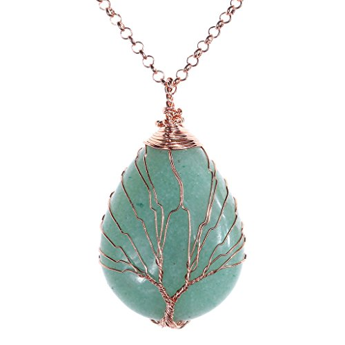 Top Plaza Gemstone Teardrop Aventurine