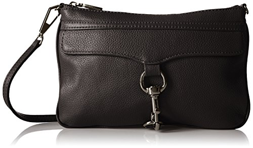 Strap Rebecca Cross Skinny Minkoff Body with Mac Black Bag rqwAIZRqWv