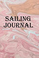 Love Sailing? Then get this Sailing Journal and record events that you want to remember in the future and pass on to your children and grandchildren.       Keep track daily, weekly, monthly or whenver you feel the need to list your tho...