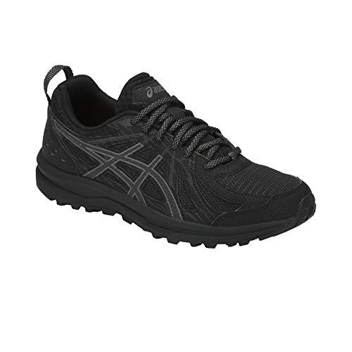 Carbone Femme Noir Running De Asics gris Chaussures Frequent Trail 8wwqPR